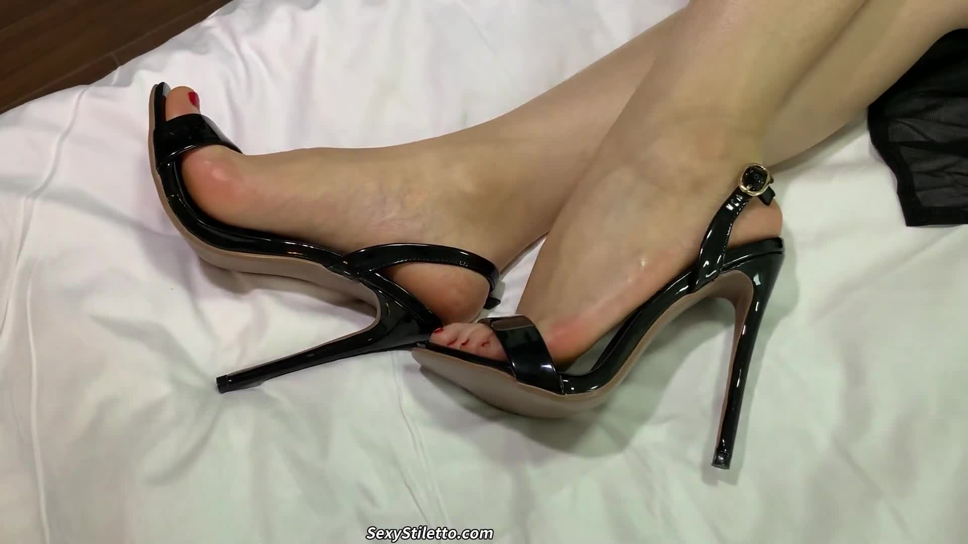 Sexy High Heels & Foot Fetish from ASIAN Part 224